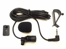 Fingerlakes 3.5Mm Microphone Assembly Mic For Car Vehicle Head Unit Bluetooth En