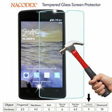 [2-Pack] For Zte N817 Anti-Scratch Hd Tempered  00006000 Glass Screen Protector