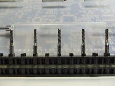 5 Stück VHM  Schlicht Fräser + 1,5 mm  +  + Dremel + Proxxon + CNC