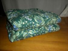 "VTG (2- King) Laura Ashley BRAMBLE BERRY Pillow SHAMS 40"" x 25 ½"""