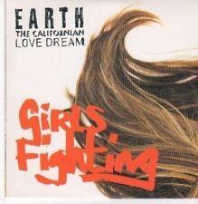 (CG180) Earth The Californian Love Dream, Girls Fighting - 2004 DJ CD