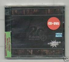 CD + DVD 2 MINUTOS 20 AÑOS NO ES NADA SEALED NEW DOS