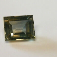 Natural green/yellow sapphire gemstone...0.72 carat