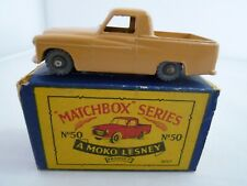 VINTAGE MOKO LESNEY No.50a COMMER PICK UP IN ORIGINAL BOX 1958 MW