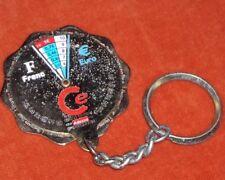 Porte-clé Keychain Convertisseur francs Euros