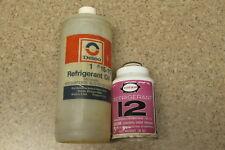 R-12 Refrigerant 15 oz with AC Delco Refrigerant oil