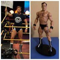 WWE Drew Gulak Elite Figure NXT WWF ECW NJPW AEW WCW