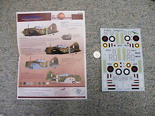 Aeromaster decals 1/48 48-625 Buffalos Over South East Asia Part II   M96