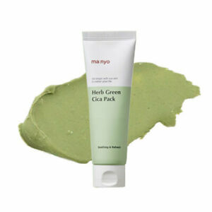 [MANYO FACTORY] Herb Green Cica Pack - 75ml / Free Gift