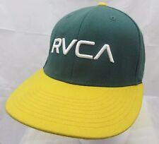 RVCA  baseball cap hat flatbilled L XL