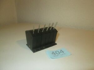 HORNBY RAILWAYS OO GAUGE R044 LEVER SWITCHES PASSING CONTACT X 6 LOT.404
