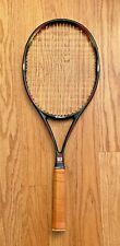 "New listing Wilson Pro Staff Classic Tennis Racquet 95 sq in Head 4 3/8"" Grip"