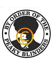 Peaky Blinders Stencil A3