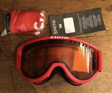 Supreme x Smith Ski Goggles FW15 RED