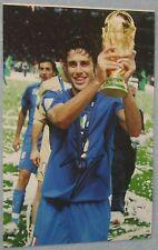 Fabio Grosso Signed Index Card (Inter Milan, Juventus, Italy)