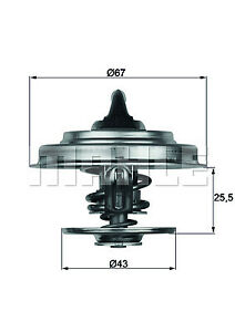 Coolant Thermostat for MB Chrysler Jeep Ford Opel Vauxhall Ssangyong Land Rover