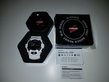 Casio G-Shock Black and White Solar Watch GR-8900A-7ER