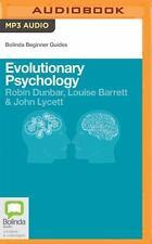 Bolinda Beginner Guides: Evolutionary Psychology by John Lycett, Robin Dunbar...