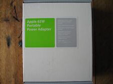 New Apple 65W Portable Power Adapter (box has been opened)