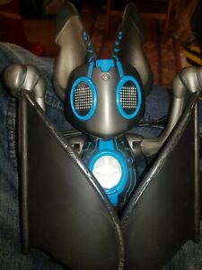 Nocto Light-Up Bat Electronic Toy Robot Interactive Features