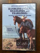 Downunder Horsemanship Handling Foals, Yearling and Weanlings Parts 1-6