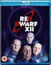 Red Dwarf - Series XII BD [2017] (Blu-ray)