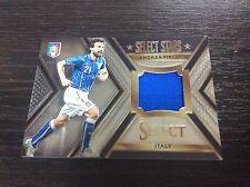 2015 Panini Select Soccer Stars Andrea Pirlo Italy Jersey 116/199