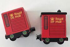 CORGI Diecast POSTMAN PAT Royal Mail Train Carriages X 2 Vehicle Collector