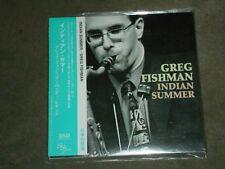 Greg Fishman Indian Summer Japan Mini LP