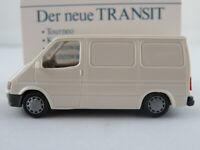 Rietze/Ford Ford Transit Kastenwagen (1994-2000) in weiß 1:87/H0 NEU/OVP