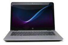 """C Grade HP EliteBook 745 G3 14"""" AMD A10 8GB RAM 128GB SSD WiFi USB Win 10 Laptop"""
