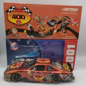 2001 Kevin Harvick Looney Tunes Monte Carlo Event Car 101667 Rare Diecast