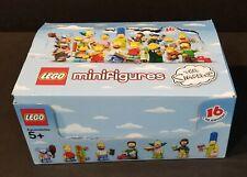 LEGO (71005) LEGO Simpsons Minifigures Series 1 - 79 figures lot - case - box