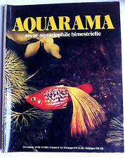 Aquarama n°61; La ponte du combattant/ Les boidés ou serpents constricteurs