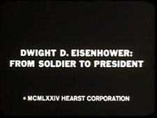EISENHOWER: From Soldier to President  DVD  Sound  FREE SHIPPING