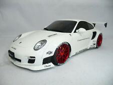 PORSCHE 911 997 LB PERFORMANCE WHITE 1:18 GT-SPIRIT ZM090 LIMITED VERY RARE