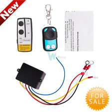 Wireless Winch Remote Control Kit 12V 50 Feet For Car Truck Jeep ATV Warn Ramsey