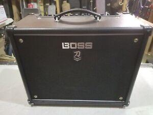 """BOSS Katana-50 MkII 1x12"""" 50-watt Guitar Combo Amp"""