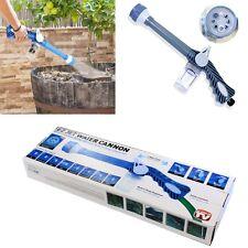 Home&Garden —8in1 Jet Water&Soap Dispenser Cannon 8 Nozzle Hose Nozzle Spray Gun