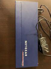 NETGEAR GS116 v2 ProSafe 16-Port Gigabit Switch ~ Pre-Owned