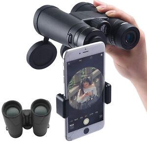 Binoculars10x42 Small Compact Travel Pocket Professional high power telescope UK