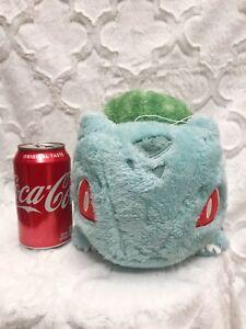 pokemon bulbasaur plush