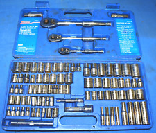 Westward 89 Piece Socket Set USED in Good Working Condition