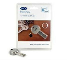 LaCie PassKey microSD USB Card Reader