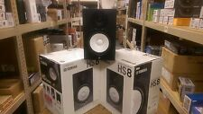 Yamaha HS-8 Powered Studio Monitors , ONE PAIR of USED Mint Condition Speakers