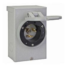Reliance Controls Corporation Pb50 50 Amp Nema 3R Power Inlet Box 50-Amp