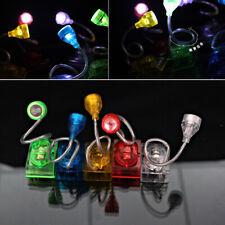 USB Flexible Reading LED Reading Light Clip On Flexible Adjustable Desk Lamp
