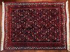 Antique Handmade Rug - Circa 1940s - VERY RARE