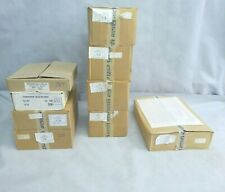 Job Lot of Transparent Negative Glassine Paper Bags Various Sizes in Boxes New