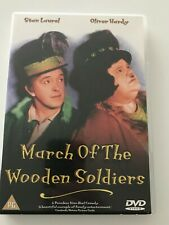 Laurel And Hardy DVD March Of The Wooden Soldiers [1934] Watched Once